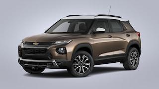 New 2021 Chevrolet Trailblazer Activ SUV for sale in Greenville, OH