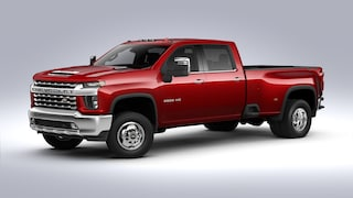 2021 Chevrolet Silverado 3500HD LTZ Truck