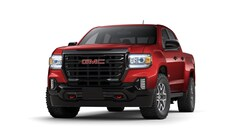 2021 GMC Canyon 4WD AT4 w/Cloth Truck