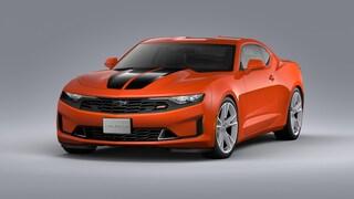 New 2021 Chevrolet Camaro 1LT Coupe Winston Salem, North Carolina
