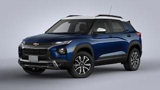 New 2022 Chevrolet Trailblazer Activ SUV near Escanaba, MI