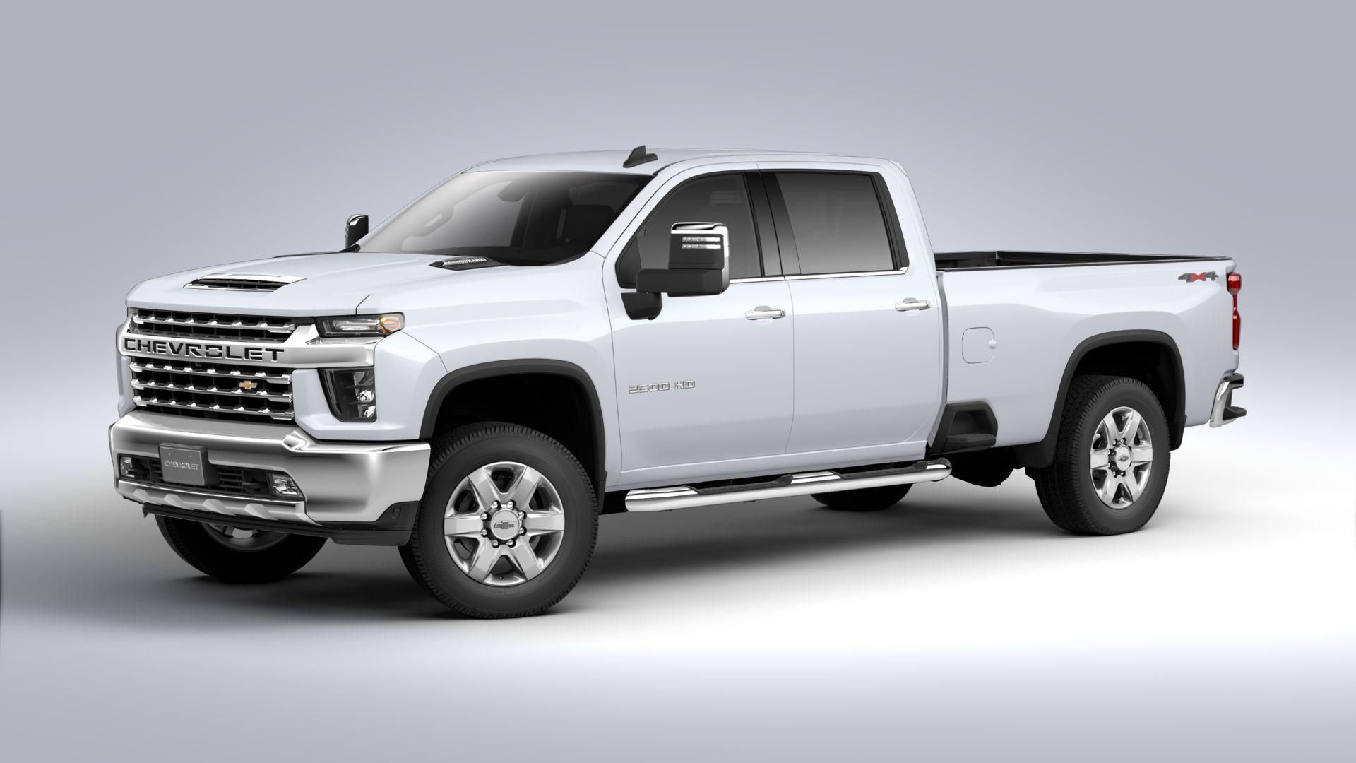 2020 Chevrolet Silverado 2500 HD Truck