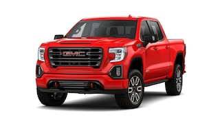 New 2021 GMC Sierra 1500 AT4 Truck in Russellville AR
