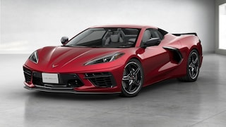 2020 Chevrolet Corvette Stingray w/3LT Convertible