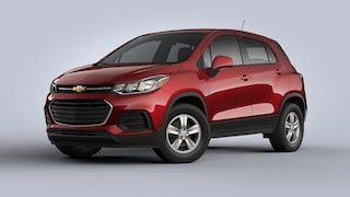 New 2021 Chevrolet Trax LS SUV in Sylvania, OH
