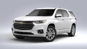 2020 Chevrolet Traverse SUV