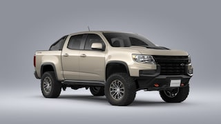 2021 Chevrolet Colorado 4WD ZR2 Truck