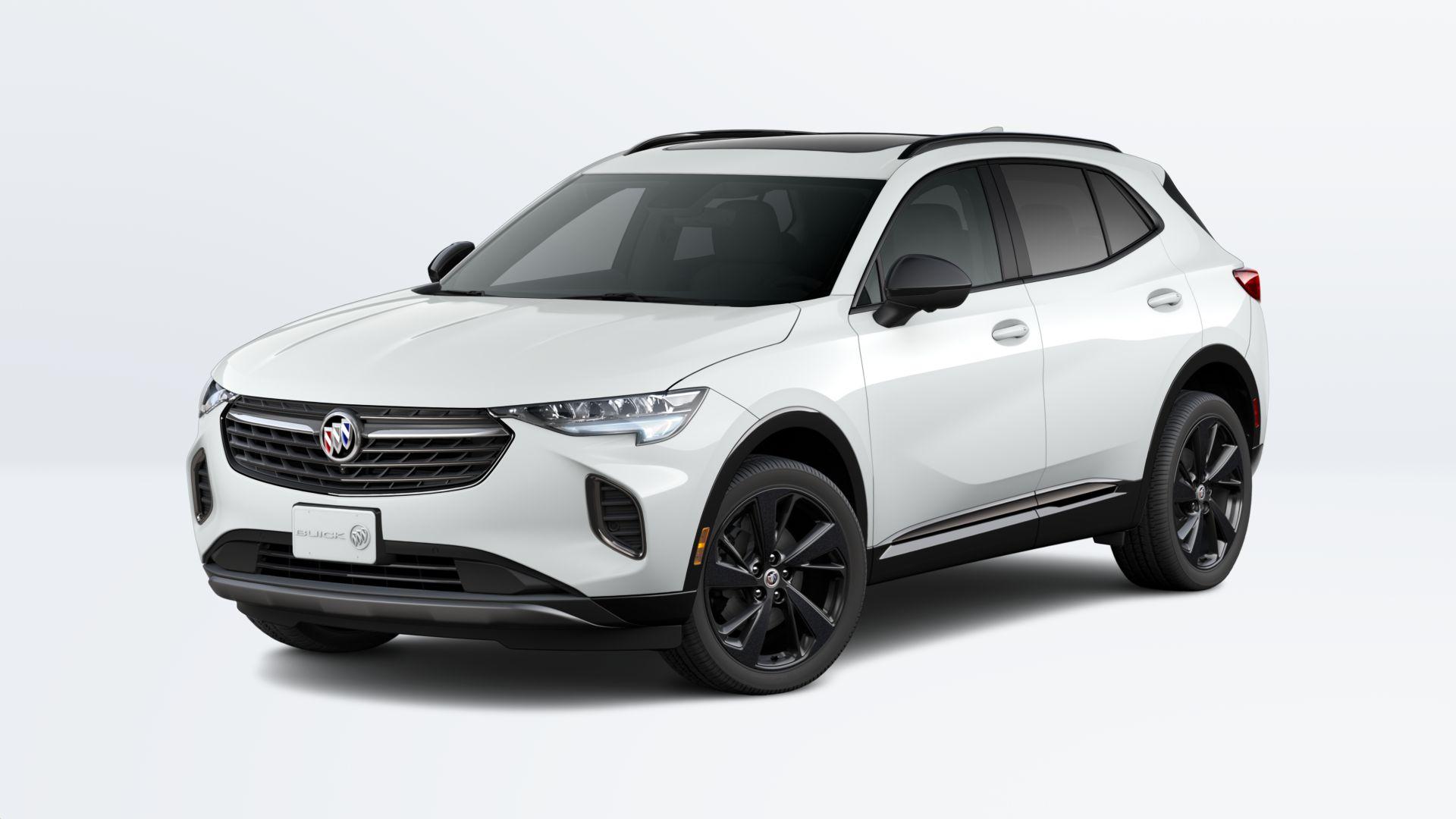 2021 Buick Envision SUV