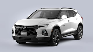 New 2021 Chevrolet Blazer RS SUV Utica NY