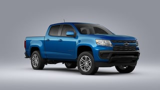 2021 Chevrolet Colorado 2WD Work Truck Truck Crew Cab for sale in Franklin, TN
