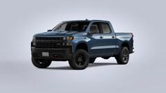 2021 Chevrolet Silverado 1500 Custom Trail Boss Truck Crew Cab