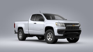2021 Chevrolet Colorado 2WD Work Truck Truck Extended Cab