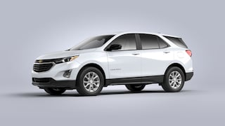 New 2021 Chevrolet Equinox LS SUV For Sale in Columbus, IN
