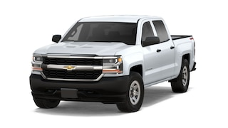 New 2018 Chevrolet Silverado 1500 WT Truck Crew Cab Winston Salem, North Carolina