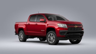 2021 Chevrolet Colorado 4WD Work Truck Truck