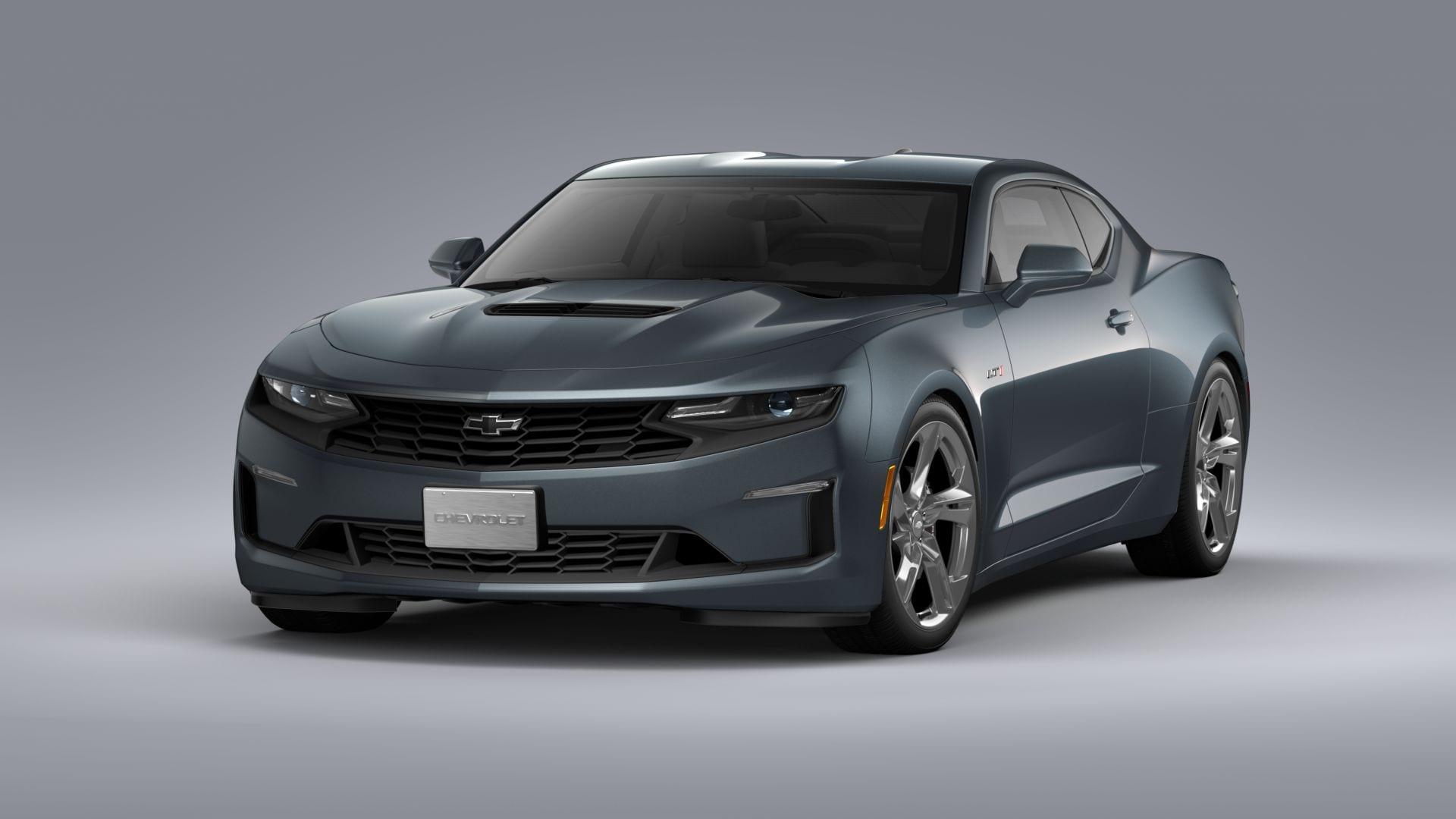 2021 Chevrolet Camaro Coupe