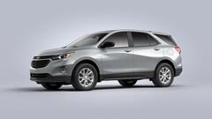 New 2021 Chevrolet Equinox LS SUV near Escanaba, MI