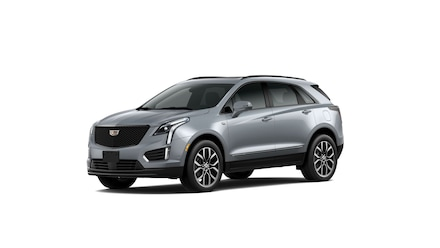 2021 CADILLAC XT5 Sport SUV