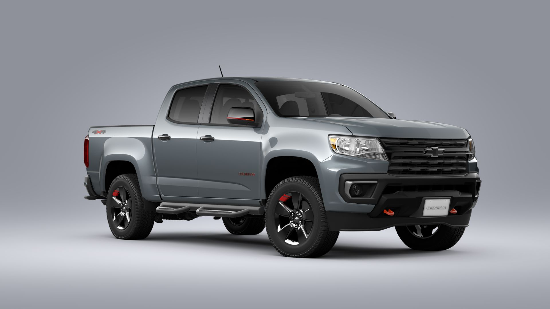 2021 Chevrolet Colorado Truck Crew Cab