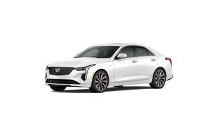 2020 CADILLAC CT4 Luxury Sedan