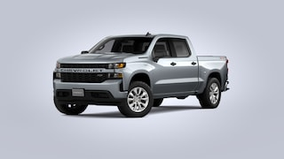 New 2021 Chevrolet Silverado 1500 Custom Truck Utica NY