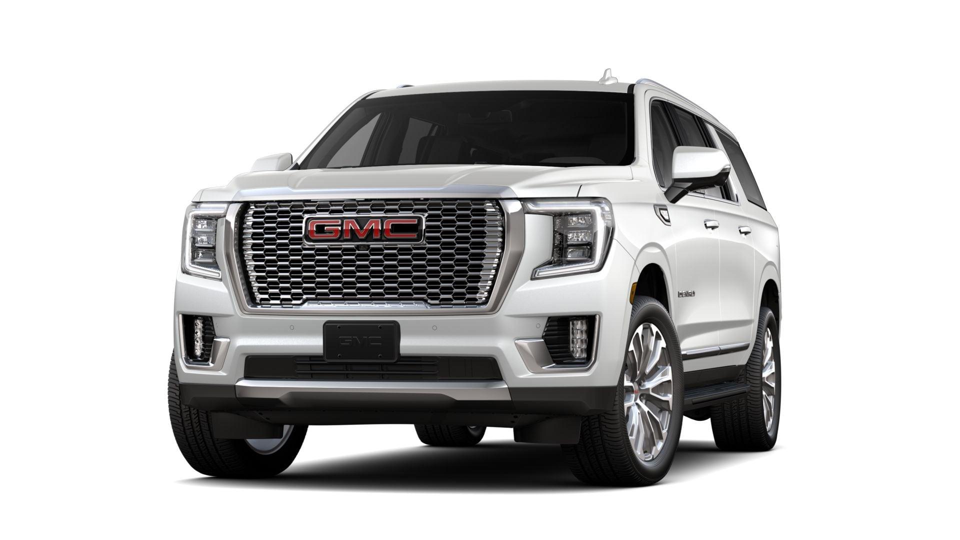 2021 GMC Yukon XL SUV