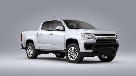 2022 Chevrolet Colorado WT Truck Crew Cab