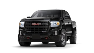 New 2021 GMC Canyon AT4 - Cloth Truck for Sale in Conroe, TX, at Wiesner Buick GMC