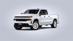 2021 Chevrolet Silverado 1500 Custom Double Cab