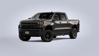 New 2021 Chevrolet Silverado 1500 Custom Trail Boss Truck Crew Cab Winston Salem, North Carolina