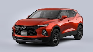 2021 Chevrolet Blazer 1LT SUV