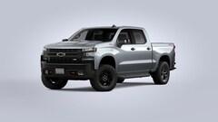 2021 Chevrolet Silverado 1500 LT Trail Boss Truck Crew Cab