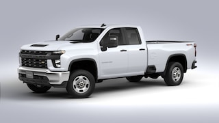 2021 Chevrolet Silverado 2500HD Work Truck Truck Extended Cab
