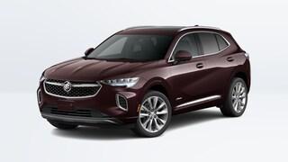 New 2021 Buick Envision Avenir SUV for sale in Burlington, NC