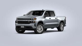 New 2021 Chevrolet Silverado 1500 Custom Truck Crew Cab for sale in Anniston AL