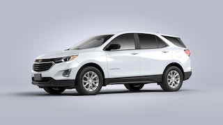 New 2021 Chevrolet Equinox LS SUV Winston Salem, North Carolina
