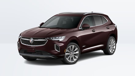 2022 Buick Envision Avenir SUV