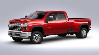 2021 Chevrolet Silverado 3500HD LTZ Truck Crew Cab