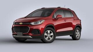 New 2021 Chevrolet Trax LT SUV M2136 for sale near Cortland, NY