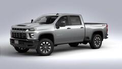 New 2021 Chevrolet Silverado 2500 HD Custom Truck For Sale or Lease in Bourbonnais, IL