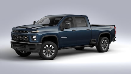 2021 Chevrolet Silverado 2500 HD Custom Truck