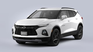 New 2021 Chevrolet Blazer 2LT SUV for sale in Anniston AL