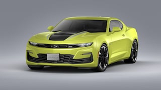 2021 Chevrolet Camaro 2SS Coupe