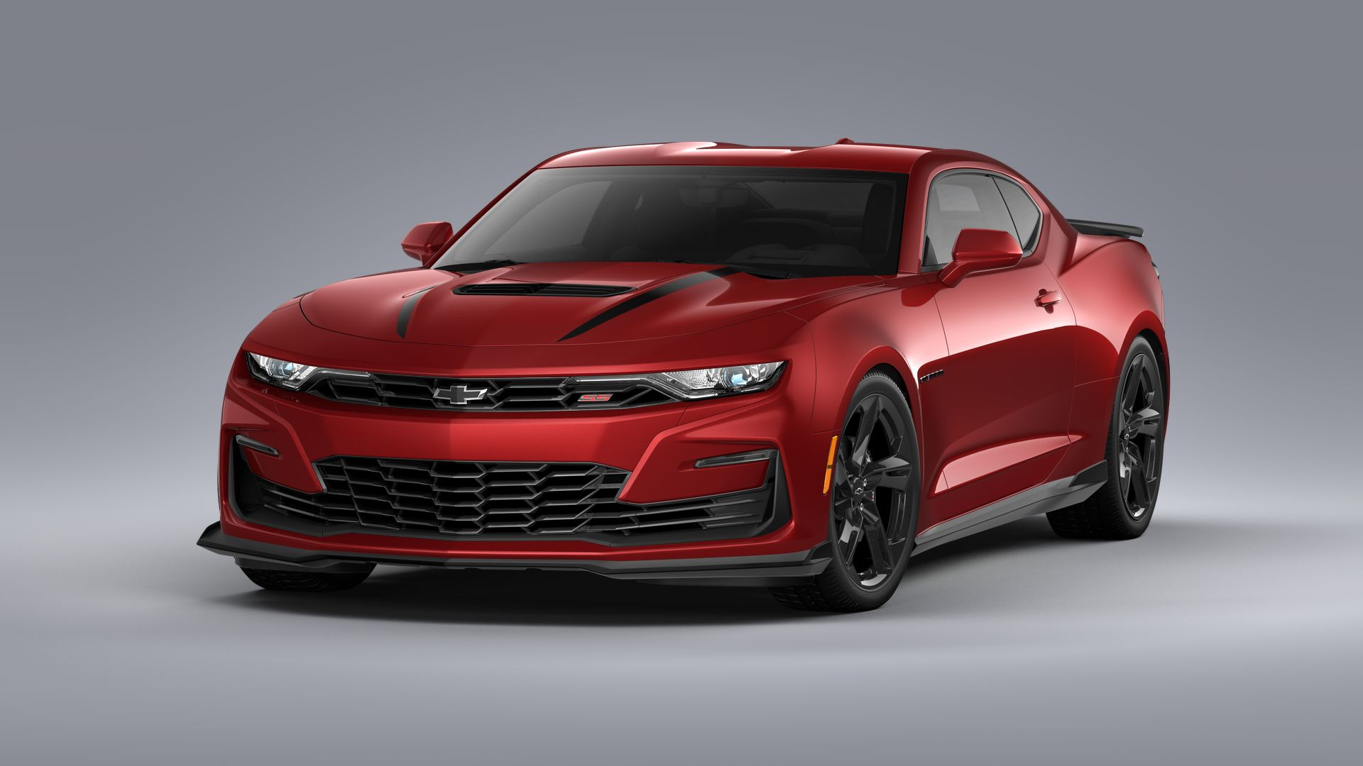 2022 Chevrolet Camaro Coupe
