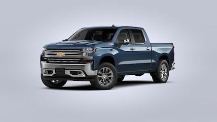 2020 Chevrolet Silverado 1500 LTZ Truck