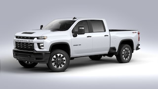 2020 Chevrolet Silverado 2500HD Custom Truck