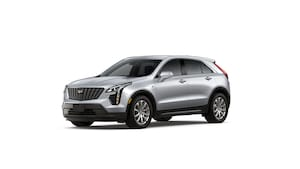 2021 CADILLAC XT4 Luxury