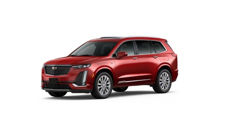 2022 CADILLAC XT6 Luxury SUV