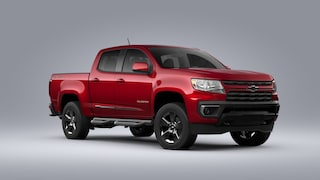 New 2021 Chevrolet Colorado 4WD LT Truck for sale in Lebanon, PA