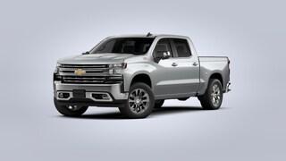 New 2020 Chevrolet Silverado 1500 LTZ Truck For Sale in Vidalia, GA